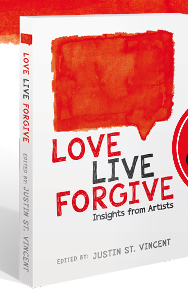 Stephen Linsteadt interview in Love, Live, Forgive
